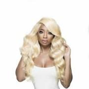 blonde body wave model